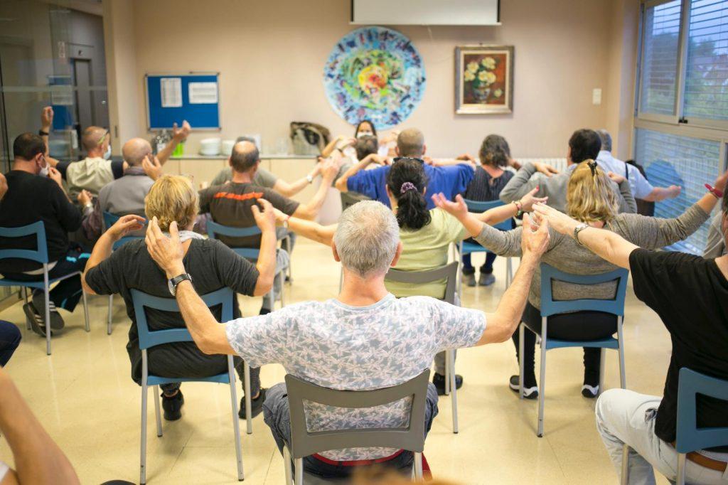 Yoga para la salud mental