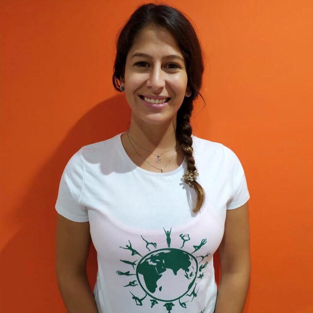 Andreina YSF Voluntaria