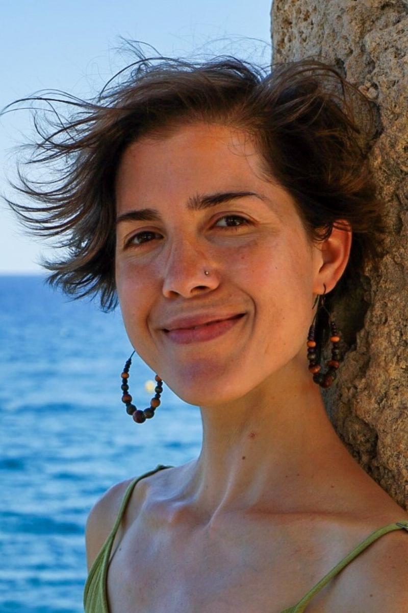 Jessica, equipo de Devi Yoga Retreat