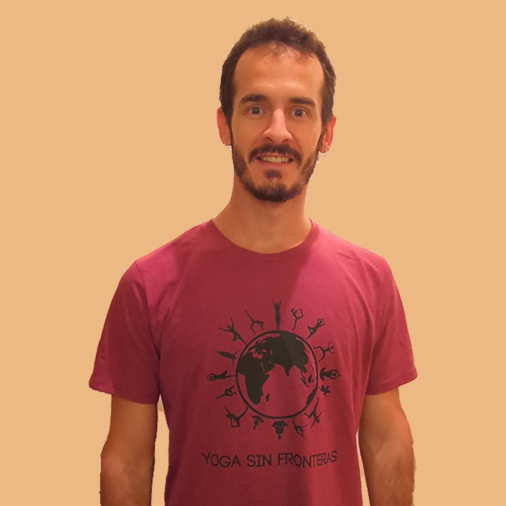 Marcos YSF Voluntario